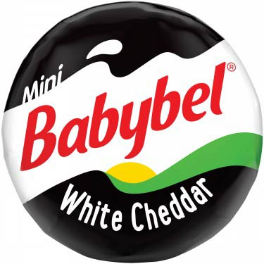 MINI BABY BELL WHITE CHEDDAR CHEESE
