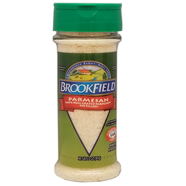 BROOKFIELD PARMESAN GREATED CHEESE