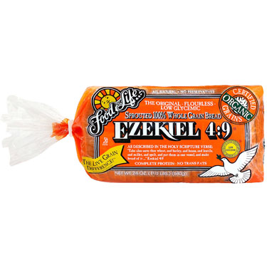 FOOD FOR LIFE BREAD SPROUTED W
