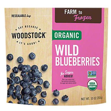 WOODSTOCK ORG WILD BLUEBERRIES