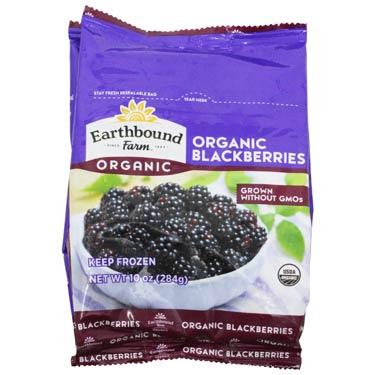 EARTHBOUND FARM ORG BLACKBERRI