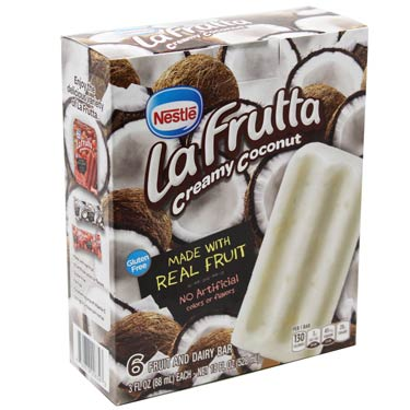 NESTLE LA FRUTTA CREAMY COCONUT 6PK