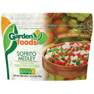 GARDENS FOODS SOFRITO MEDLEY