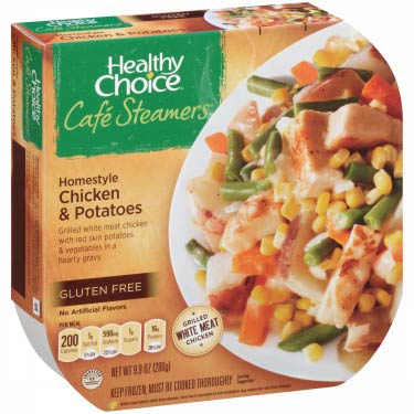 HEALTHY CHOICE CHICKEN & POTATOES