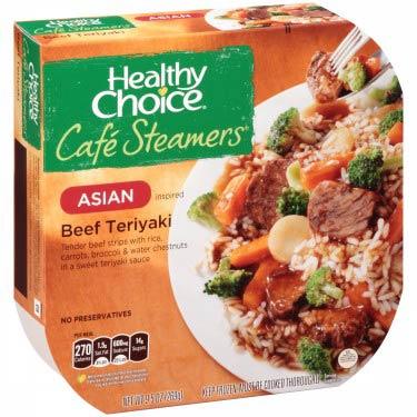 HEALTHY CHOICE BEEF TARIYAKI