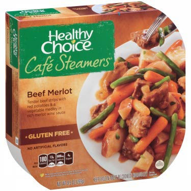 HEALTHY CHOICE BEEF MERLOT