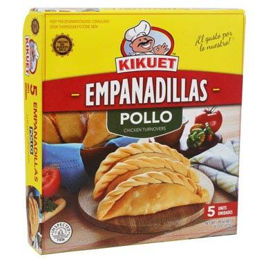 KIKUET EMPANADILLAS POLLO