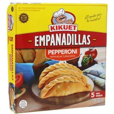 KIKUET EMPANADILLAS PEPPERONI