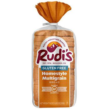 RUDIS GF MULTI GRAIN SAND BREAD