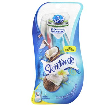 SKINMATE XTREME 3 WOMEN COCONUT DELIGHT