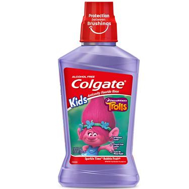 COLGATE KIDS MW TROLLS