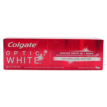 COLGATE OPTIC WHITE SPARKLING MINT