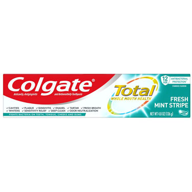COLGATE TOTAL MINT STRIPE
