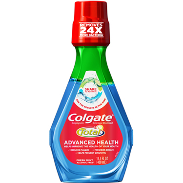 COLGATE MOUTHWASH ADVANCED HEALTH