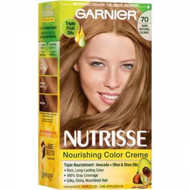 GARNIER NUTRISSE #70 DARK NATURAL BLONDE