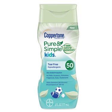 COPPERTONE KIDS TEAR FREE 50-SPF