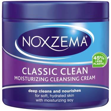 NOXZEMA CLASSIC CLEAN MOIST