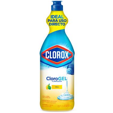 CLOROX GEL PUREZA CITRICA