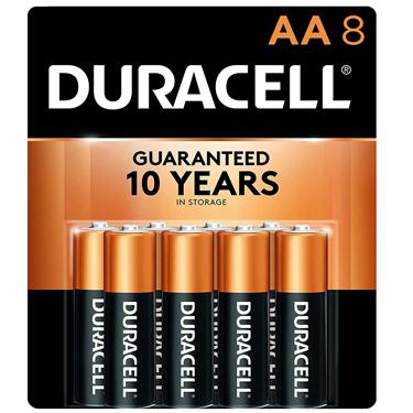 DURACELL AA-8