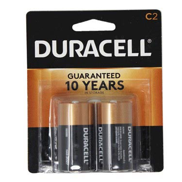 DURACELL C-2