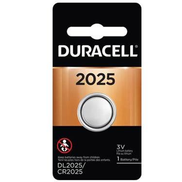 DURACELL COIN 2025