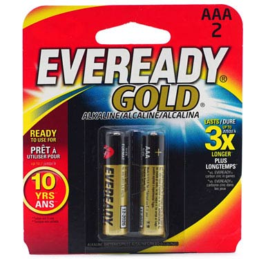 EVEREADY GOLD AAA-2