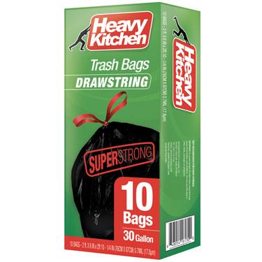 HEAVY KITCHEN DRAWSTRING 30G