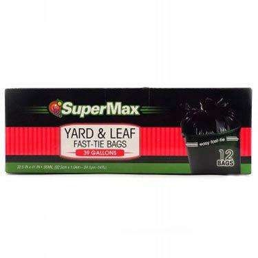 SUPERMAX YARD&LEAF FAST-TIE 39G