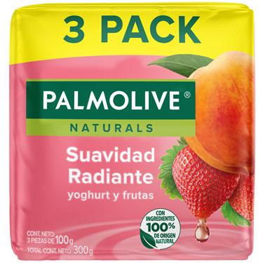 PALMOLIVE YOGHURT Y FRUTAS 3PK