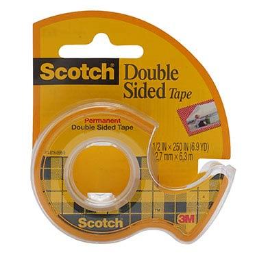 3M SCOTCH TAPE DOUBLE SLICED