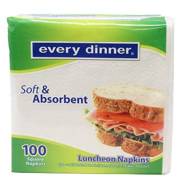 EVERY DINNER LUNCHEON NAPKINS