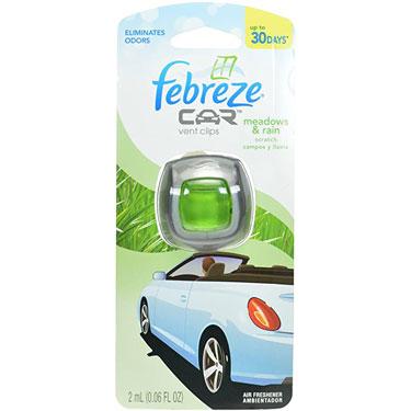 FEBREZE CAR MEADOWS & RAIN