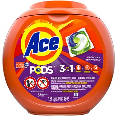 ACE LIQUID PODS