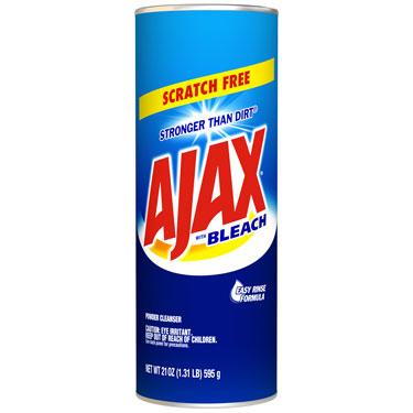 AJAX CLEANSER WITH BLEACH