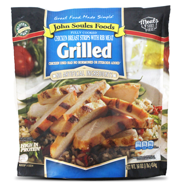 JOHN SOULES FOODS GRILLED CHICKEN BREAST