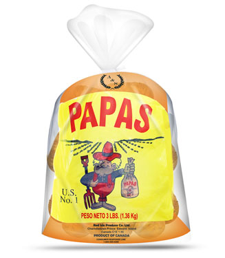 PAPA COCINAR DE CANADA