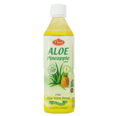 T BEST ALOE VERA PINEAPPLE