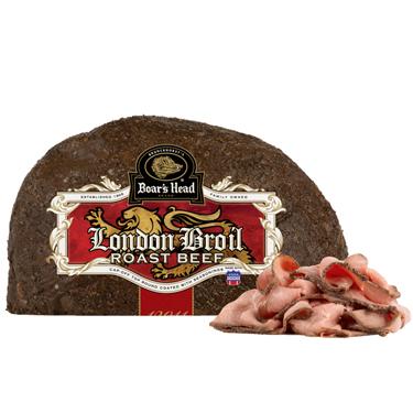 BOARS HEAD LONDON BROIL ROAST BEEF