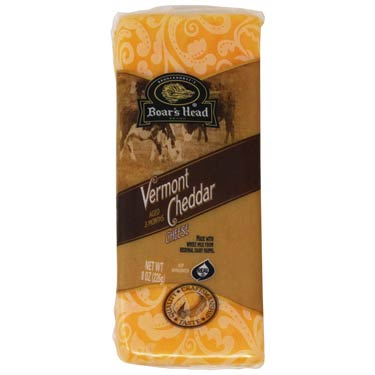 BH VERMONT CHEDDAR CHEESE YELLOW